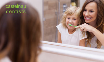 Concerned that your children are not brushing their teeth properly?